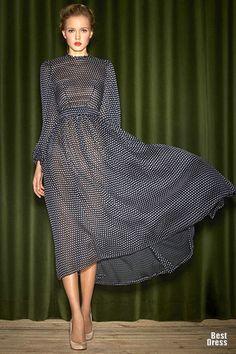 Ульяна Сергеенко 2012/2013 » BestDress - cайт о платьях!