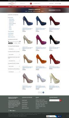 Pantofi eleganti si confortabili din piele naturala pentru mirese, pentru doamne si domni Shopping