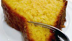 Orange Cake by Alessandra Blanco Greek Sweets, Greek Desserts, Vegan Desserts, Delicious Desserts, Gluten Free Cakes, Gluten Free Recipes, Sweet Recipes, Cake Recipes, Portuguese Recipes
