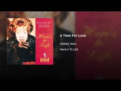 A Time For Love - YouTube