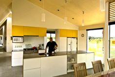Bonnifait Giesen's Cornege-Preston House is a Passive Solar ...