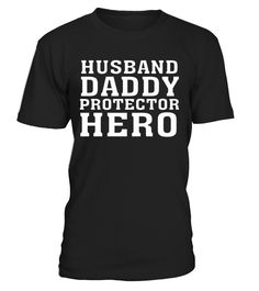 CHECK OUT OTHER AWESOME DESIGNS HERE!                                 Husband Daddy Protector Hero Shirts make great graphic novelty gifts to show dad your love.   Husband Daddy Protector Hero Veteran shirt, husband Veteran shirt, dad veteran shirt.   Wear a Husband Daddy Protector Hero tee to show your love and pride for your family.