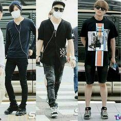 Incheon Airport to Shanghai TaeJongOn w/o key n minho