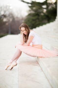 Washington DC ballet photography- Abby Grace ♥ Wonderful! www.thewonderfulworldofdance.com #ballet #dance