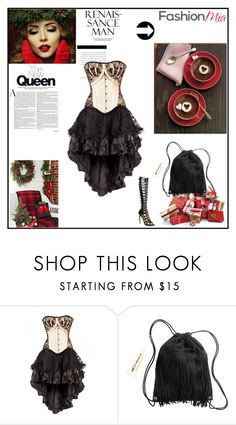 """""""dbd"""" by hellzbellz-498 on Polyvore featuring H&M and Paul Andrew"""