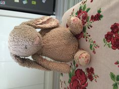 Found on 04 Aug. 2016 @ Monifieth Road, Broughty Ferry, Dundee. Jellycat bunny with pink material in her ears, found near Orchar Park. Visit: https://whiteboomerang.com/lostteddy/msg/jwfdzh (Posted by Linda on 04 Aug. 2016)