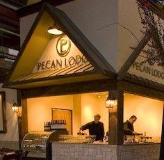 Dallas - Pecan Lodge BBQ (located near the Dallas Farmer's Market) - 5 meat plate (brisket, pork ribs, sausage, pulled port, & beef ribs)