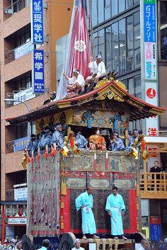 Gion Festival #kyoto #japan