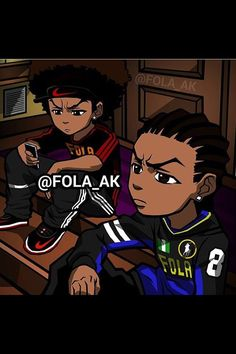 2db9bd8e9 63 Best Boondocks images in 2018 | Dope art, African american ...