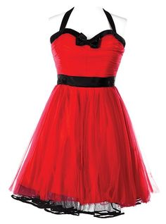 7767cb46d (6) red Nationals performance dresses worn by the cast. Vestidos De  CoroRachel BerryVestido ...