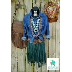 Shop this whole outfit at Www.baharanchwesternwear.com
