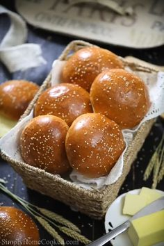 This buttery brioche bun recipe is so fluffy and perfect for any burger or sandwich. The moment you sink your teeth into the brioche rolls youll fall in love! The post Brioche Bun Recipe appeared first on Daisy Dessert. Brioche Rolls, Brioche Bun, Brioche Donuts, Brioche Bread, Baking Recipes, Dessert Recipes, Pudding Recipes, Best Bread Recipe, Recipe For Buns