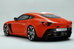 Aston Martin V12 Zagato Improved From Velocity Automotive Performance