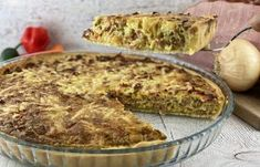 Cheddar, Quiche, Kitchen, Hams, Home Made, Cooking, Cheddar Cheese, Kitchens, Cucina
