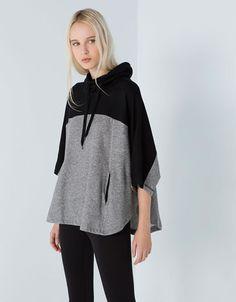 Bershka Ukraine - Bershka hooded sports sweatshirt