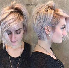 Cute Long Pixie Haircuts