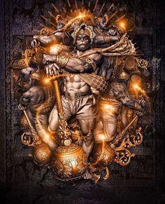 Hanuman Chalisa is a Hindu devotional hymn (stotra) addressed to Hanuman.The qualities of Hanuman – his strength, courage, wisdom, celibacy, devotion to Lord. Hanuman Tattoo, Hanuman Chalisa, Hanuman Images Hd, Hanuman Photos, Hanuman Hd Wallpaper, Lord Hanuman Wallpapers, Lord Buddha Wallpapers, Mahakal Shiva, Spirituality