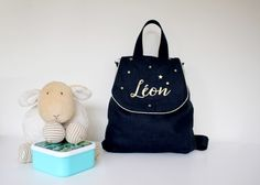 patron sac à dos maternelle Gaspard (4) Trendy Baby Clothes, Gaspard, Fashion Backpack, Backpacks, Jeanne, Diy Baby, Recherche Google, Craft, Gallery
