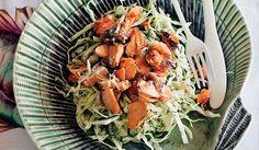 Σκανδιναβική σαλάτα με ψητό σολομό | ΣΤΗΝ ΚΟΥΖΙΝΑ, Σαλάτες | must, η ζωή είναι ωραία