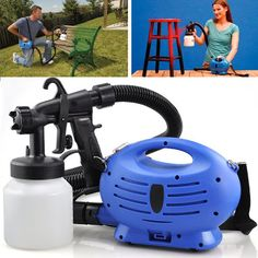 Find Perfect Electric Pressure Sprayer For Tool Painting! by Eavan O'Neill Paint Zoom, Lattice Garden, Decorating Jobs, Ideal Tools, Garden Fencing, Diy Tools, Sprays, Diy Wall, Bricks