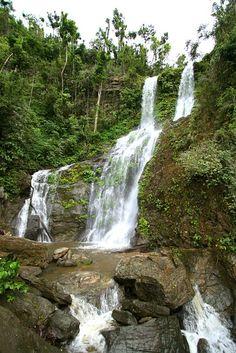 Tamarraw Fall, Mindoro, Philippines MORE Falls
