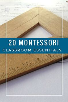 Learn my Top 20 Must Have Montessori Classroom Essentials! Don't go without…