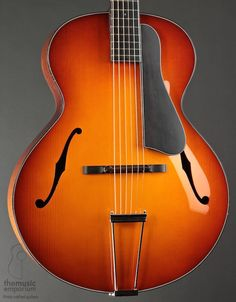 collings archtop - Google Search