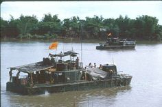 The Monitor, Tango and Command and Control Boats of the Brownwater Navy in Vietnam Vietnam History, Vietnam War Photos, North Vietnam, Vietnam Veterans, Brown Water Navy, Navy And Brown, American War, American History, Navy Chief
