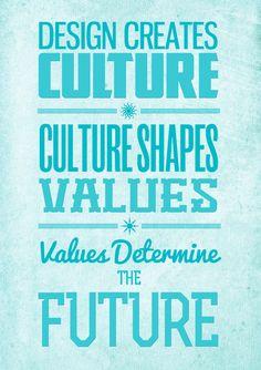 Values Determine The Future