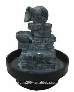 tabletop indoor waterfall for home decor, View indoor waterfall for home decor, AROMA Product Details from Xiamen Aroma Trade Co., Limited on Alibaba.com