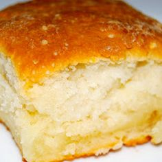 7 UP Biscuits -  2 cups Bisquick ½	cup sour cream ½ cup 7-up ¼ cup melted butter.