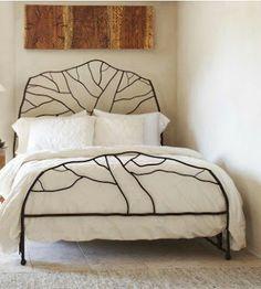 """Viva Terra """"Tree Bed""""--how dreamy."""