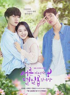 Thirty But Seventeen Drama Korea Subtitle Indonesia TVXXi Korean Drama Stars, Korean Drama List, Korean Drama Movies, Korean Star, Korean Actors, Kdrama, Romantic Doctor, Ahn Hyo Seop, Netflix Movies To Watch
