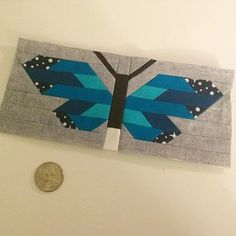 Meet Frances Firefly! This is a mini version of the block, which I drafted last…