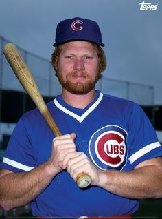 Keith Moreland - Chicago Cubs  (1982-1987).  A member of the 1984 team that came within one victory of a World Series appearance.
