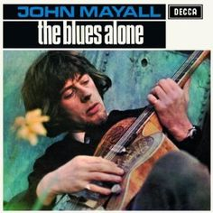 My earliest encounter with John Mayall, endless hours of listening on an old monogram!