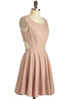 Blushing to Conclusions dress - ModCloth
