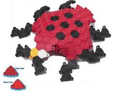 Hexabits Ladybug Critterz Ladybug, Ladybugs, Lady Bug
