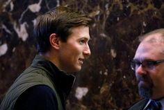 Trump nombrará a su yerno como asesor presidencial | El Puntero