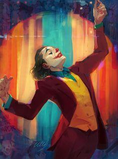 I& madly in love with Arthur Fleck and do not know where to shout. I hope not to be the only apendejada by the Joker in Phoenix. Le Joker Batman, Joker Art, Joker And Harley Quinn, Art And Illustration, Fotos Do Joker, Joker Pics, Joker Poster, Joker Drawings, Art Drawings