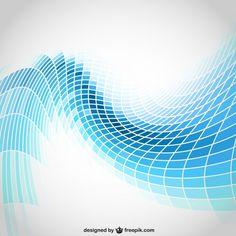 抽象的な幾何学的な形の背景 無料ベクター