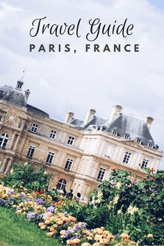 Heading to Paris France soon? Here's the ultimate city guide to Paris! It's such a wonderful city that you'll want to cross off all of these things from your Paris bucket list! The Ultimate Guide to Paris France Paris Travel Guide, Europe Travel Tips, Travel Destinations, Traveling Tips, Travel Advice, Budget Travel, Travel Guides, France City, Paris France