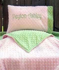 Diy Minky Pillowcase: This pillow case is the perfect addition to your nursery or    ,