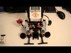 Lego Mindstorms EV3 EV3GAME - YouTube Lego Wedo, Lego Mindstorms, Lego Robot, Computer Programming, Robotics, Club, Education, Creative, Youtube