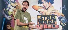 Star Wars Rebels captura espírito da saga espacial, diz Fernando Caruso - Yahoo