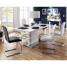 Cikkszám: MAUIEPW MAUI Fehér PU műbőr étkezőszék. Praktikus étkező- vagy tárgyalószéket keres? A MAUI szék, kényelmes kialakítású, PU műbőr kárpitozással. Több színben is kapható. Nézzen szét webáruházunkban, biztosan talál hozzá megfelelő asztalt is!