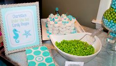 Project Nursery - Mermaid Party Under the Sea Birthday Party