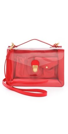 Clearly red... Love this Marc by Marc Jacobs <3