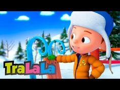 Săniuța fuge - Cântece de iarnă pentru copii | TraLaLa - YouTube Nursery Rhymes In English, Kids Nursery Rhymes, Grinch Christmas Tree, Little Duck, Wheels On The Bus, Kids Songs, Feeling Happy, Sled, Best Songs