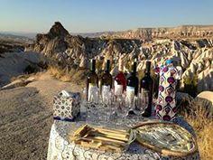 Wine tasting in Cappadocia!